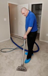 how to clean home carpet