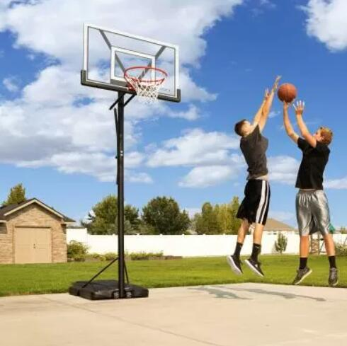 cheap portable basketball hoops
